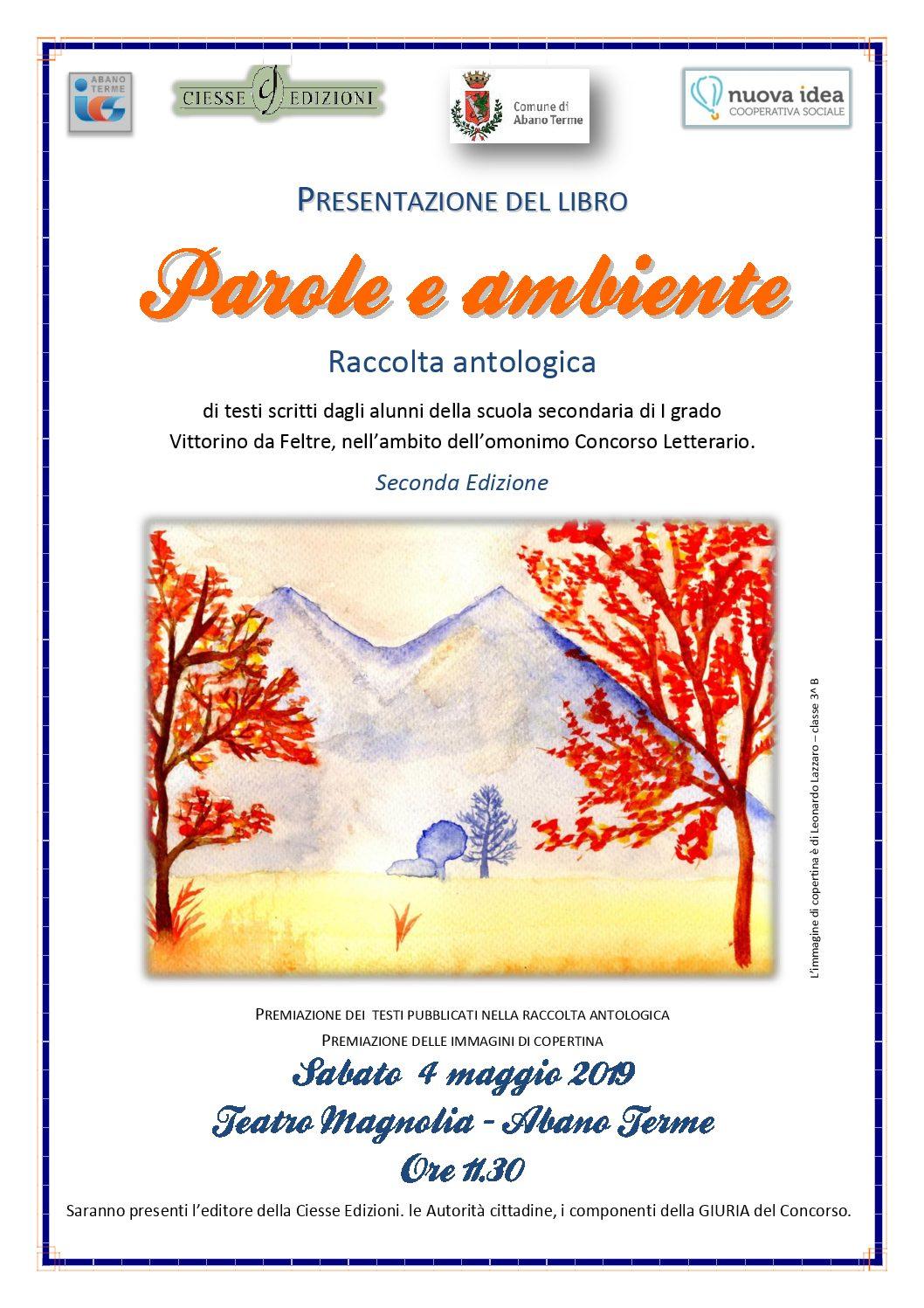 PAROLE E AMBIENTE 2019
